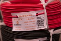 CABLE H07Z1-K 1.5